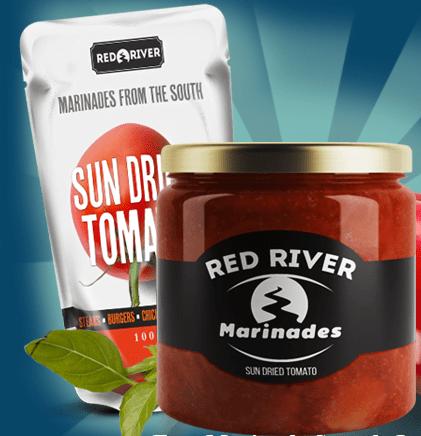 Red River Marinade Sample