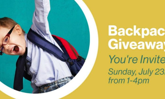 Verizon Stores: FREE Backpacks with School Supplies on 7/23 #BackToSchool2017