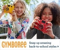 gymboree back to school