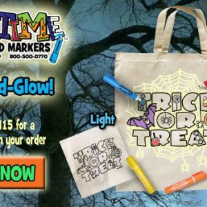 Colortime Crafts and Markers 15% Off Any Order #AD @usfg