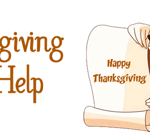 Need help with Thanksgiving? Here's our Thanksgiving Holiday Prep Help #Thanksgiving2017