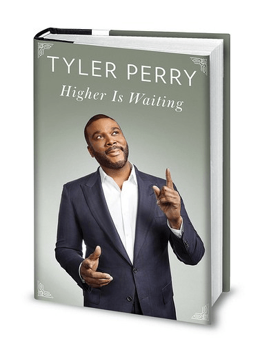 Enter to win the new Tyler Perry Book Higher is Waiting #Giveaway