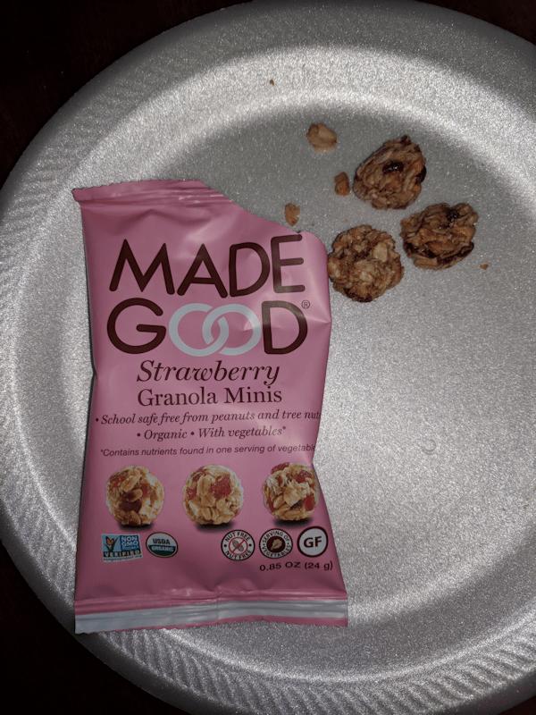 Allergy Friendly Snack