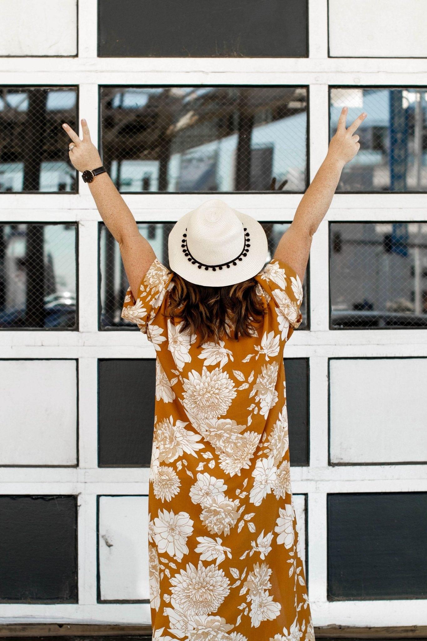 Kimono: A Summer Into Fall Staple