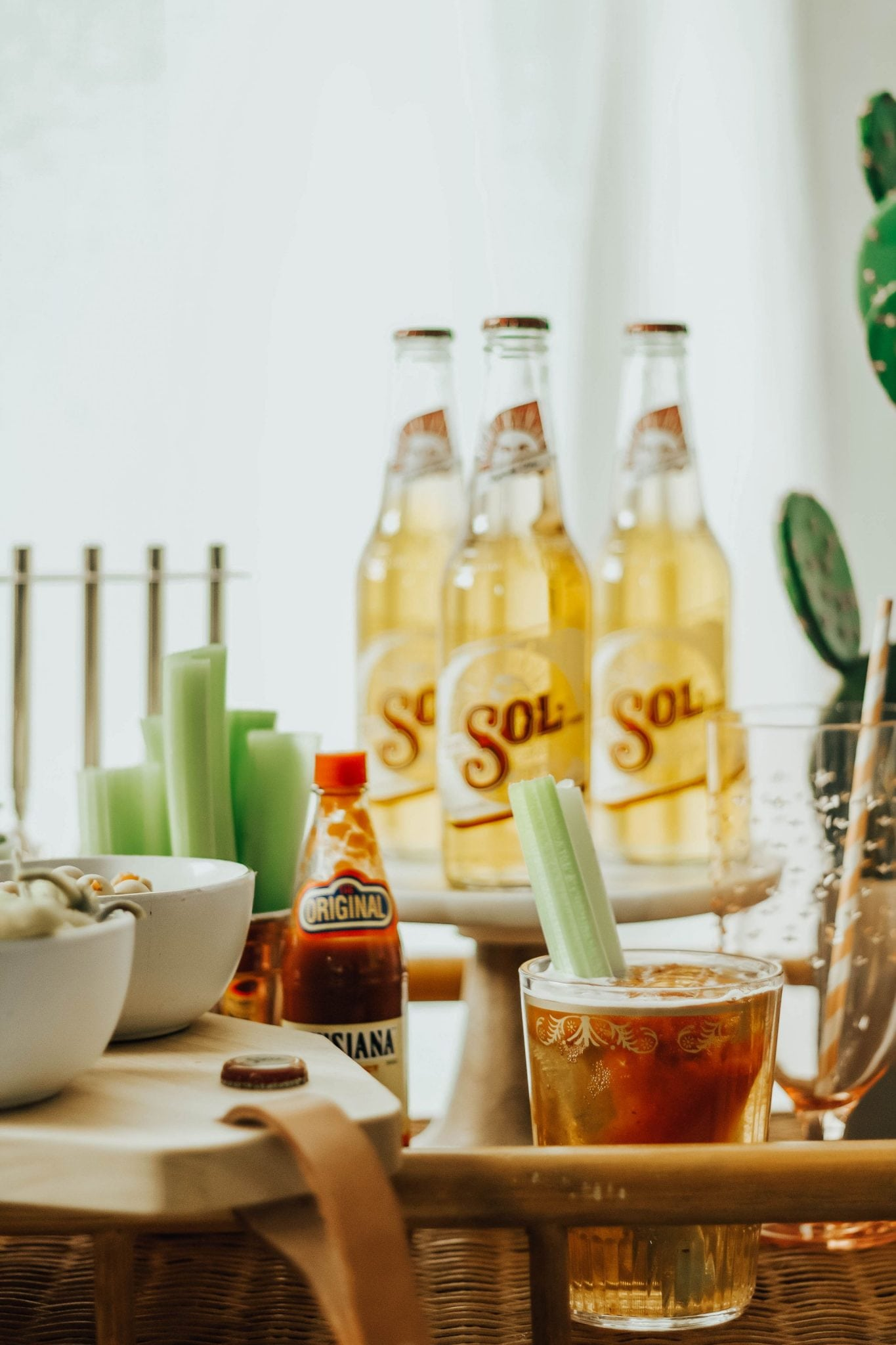 Micheladas recipe for Cinco de Mayo featured by popular Tennessee blogger, Modern Day Moguls