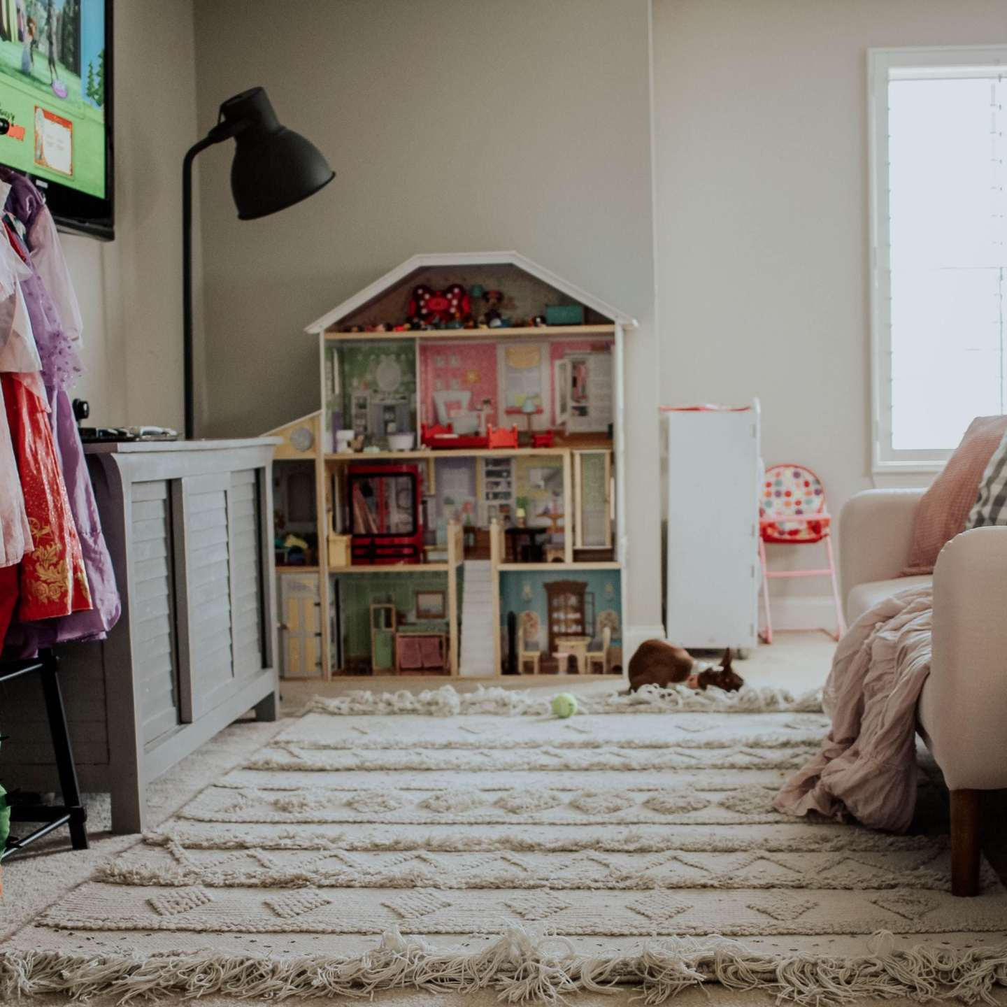 Ideas for Your Playroom Decor featured by popular Nashville lifestyle blogger, Modern Day Moguls
