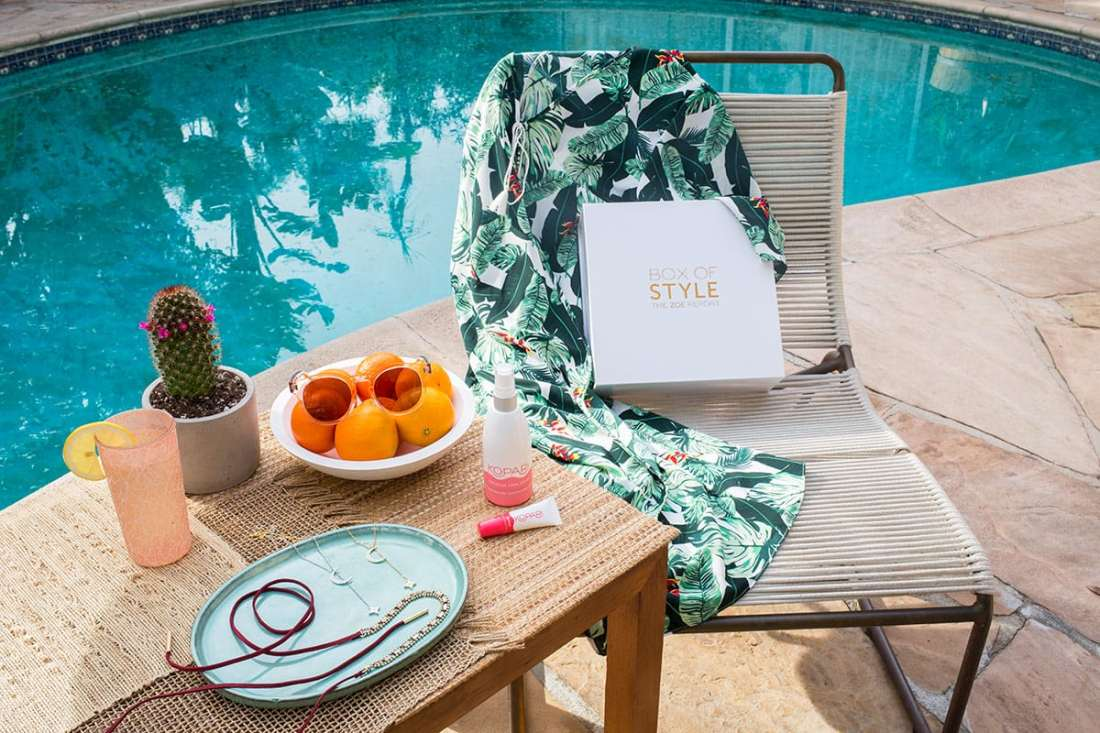 Box of Style Review for Spring featured by top US lifestyle blog, Modern Day Moguls