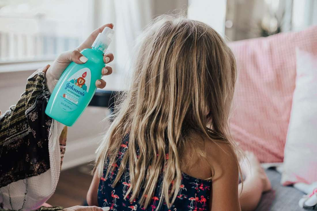 Johnson's | Tips for a Bedtime Routine for Kids That Works featured by popular Tennessee lifestyle blogger Modern Day Moguls