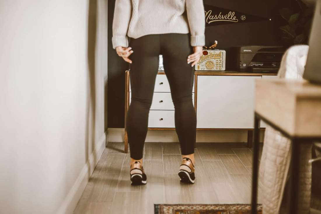 Break Up your Working Day with Athleta Workout Clothes featured by popular Tennessee life and style blogger Modern Day Moguls