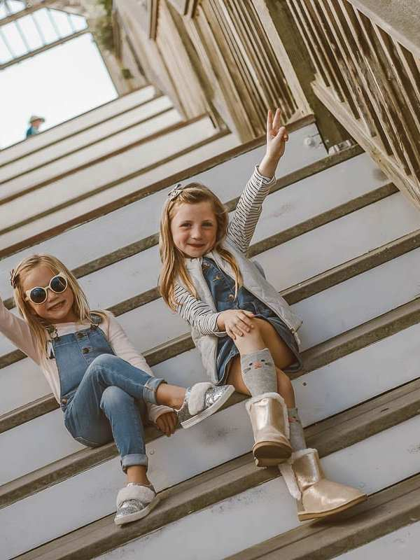 Kids Denim Overalls: A Fall Must Have