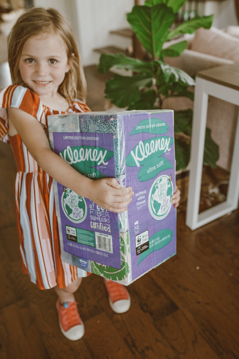 Kleenex Tissue Box Projects featured by top US lifestyle blog Modern Day Moguls