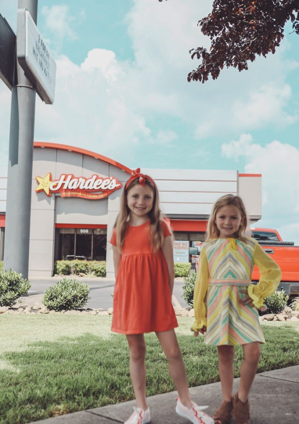 Hardee's Relaunch of Star Pals Kids Meal with RyanToys Review