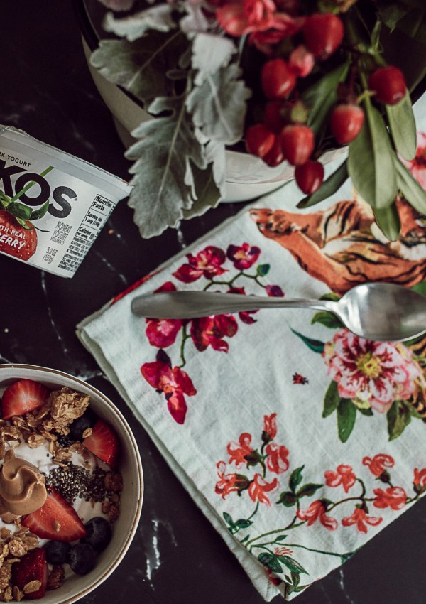 Sweet or Savory, How Do You Take Your Yogurt?