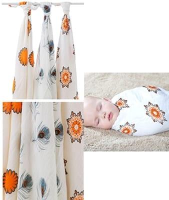 10. Aden & Anais Blankets