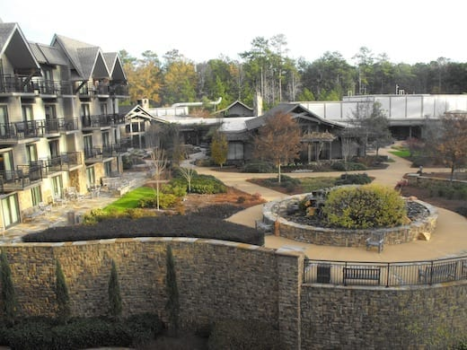 Places to visit the lodge spa at callaway gardens for Places to stay near callaway gardens