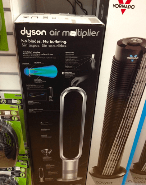 MustHave Dyson Air Multiplier Say Goodbye To Blades Modern Day