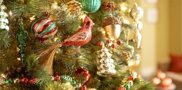 Christmas Trees & Free Ornaments From Martha Stewart Living