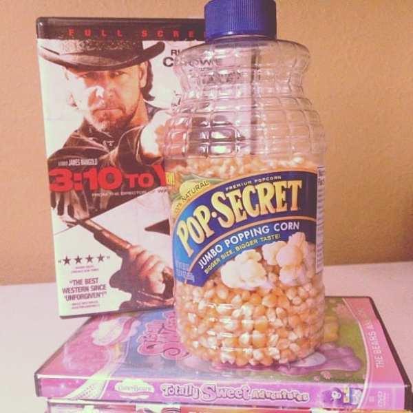 Family Movie Night! #PopSecretMovieNight