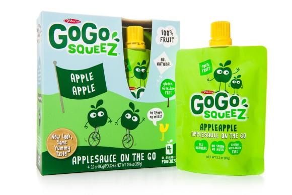 GoGo squeeZ Product Image