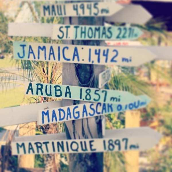 One of our travel editors is heading to Aruba for a media event and will be there until Sunday. We will be posting live on location. Aruuuba!