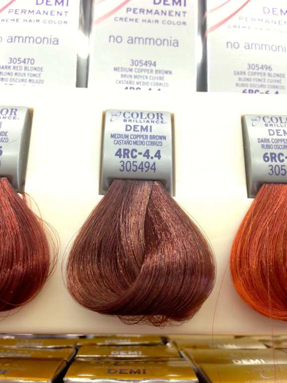 Ion Demi Permanent Hair Color Dark Warm Brown Best Black
