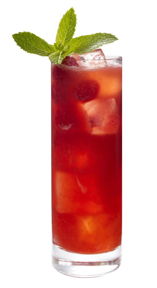 Shellback Raspberry Melon Mojito