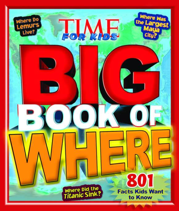 TFK Big Book of Where Cover