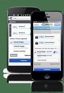 1800contacts app