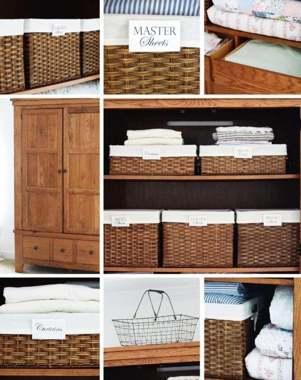 BookOfHomeOrg_Linen Closet