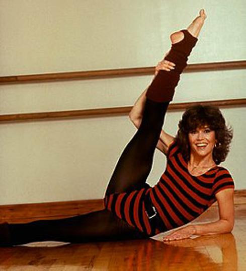 Do you remember the Jane Fonda days?