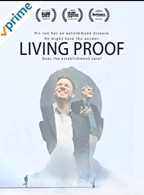 MS documentary Living Proof available on Amazon Prime
