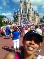 Me @ Cinder's Palace...
