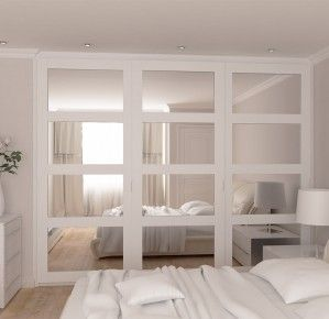 mirror-wall