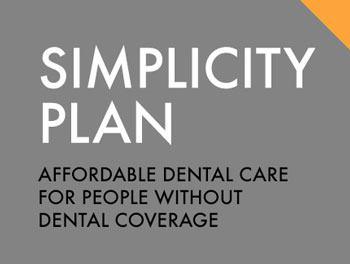 No dental insurance? You're covered!