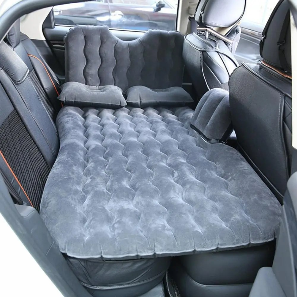 Inflatable Car Air Mattress Bed For Back Seat | Modern Depot