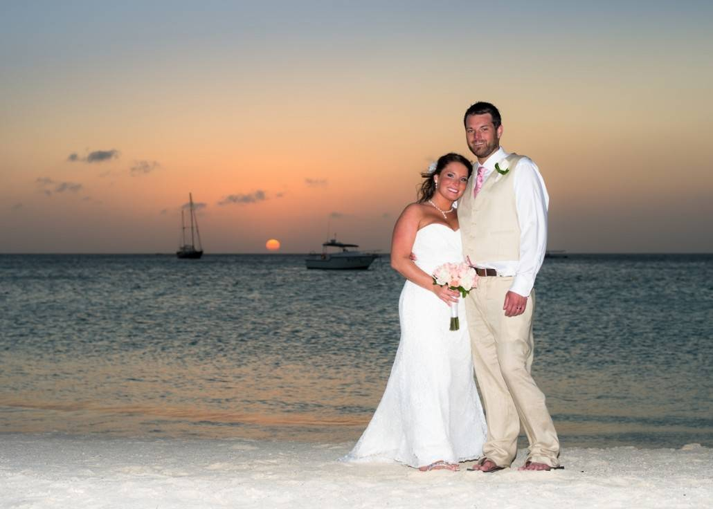 Leah  Justin  Modern Destination Weddings