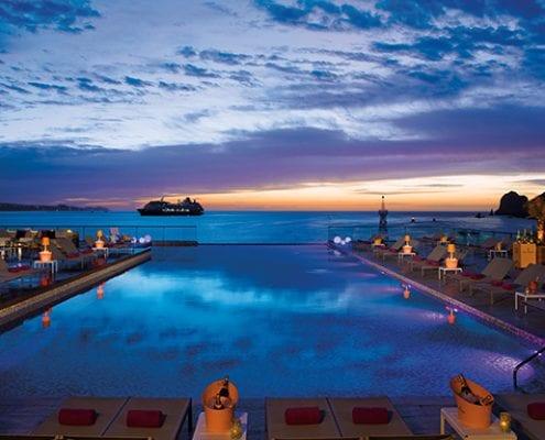 Breathless Cabo San Lucas Wedding  Modern Destination