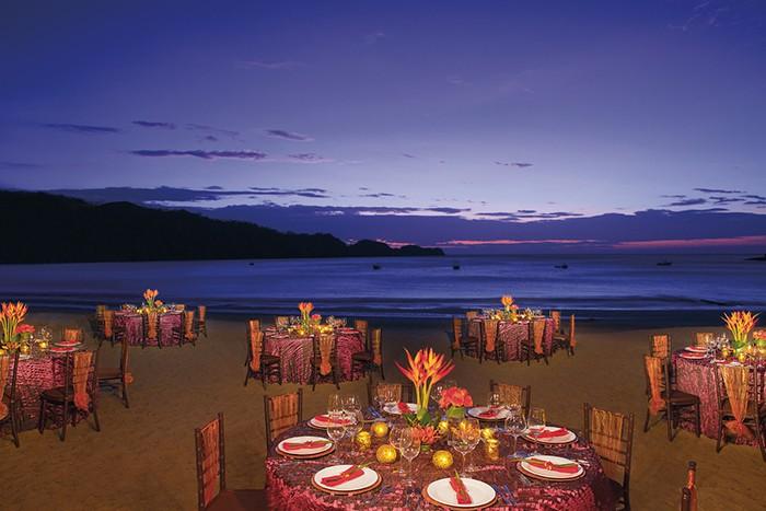 Dreams Las Mareas Costa Rica Wedding  Modern Destination Weddings