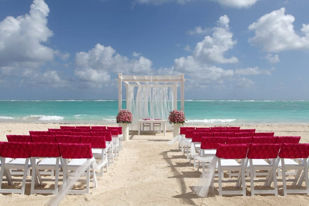Grand Palladium Bavaro Suites Wedding  Modern Destination