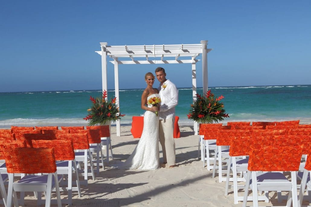 Grand Palladium Palace  Modern Destination Weddings