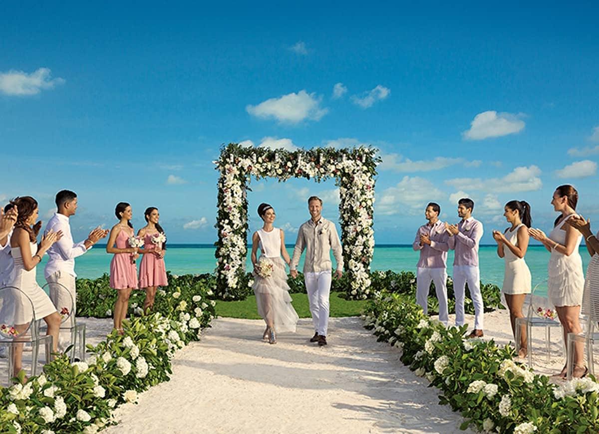 Beach Wedding Package Deals