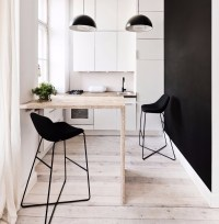 25 Timeless Minimalist Dining Rooms with Modern Dining Tables