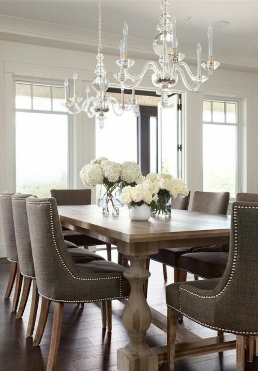 10 Astonishing Modern Dining Room Sets  Modern Dining Tables