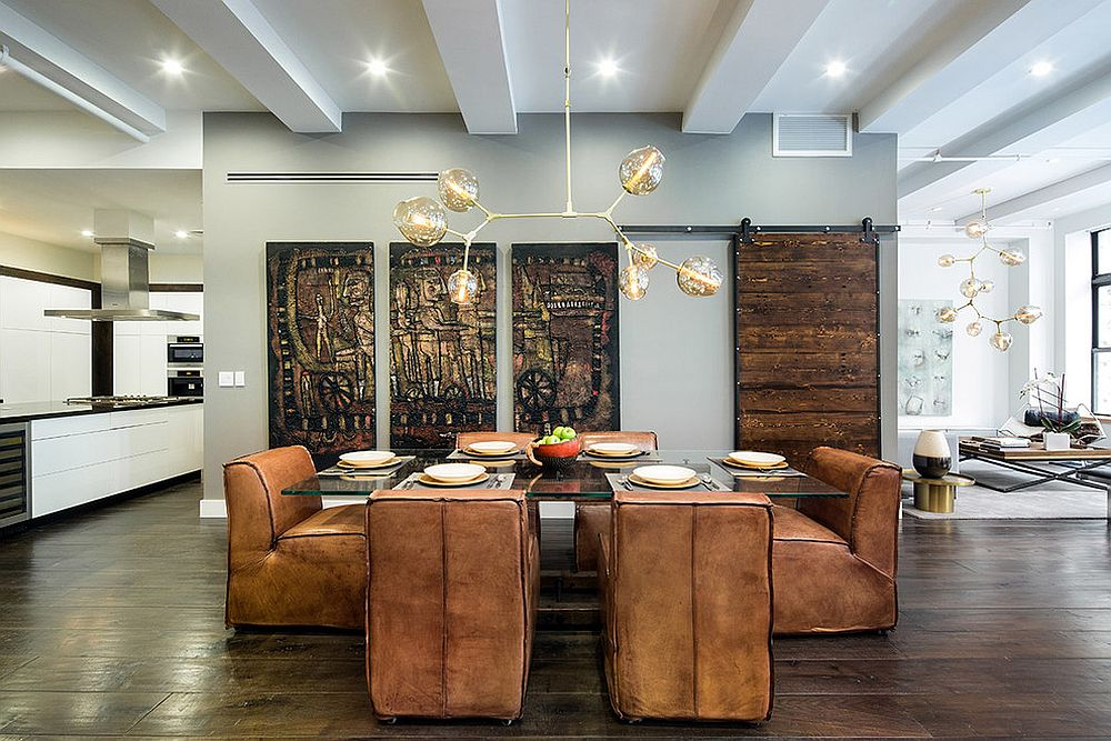 Dining Rooms With Sliding Doors