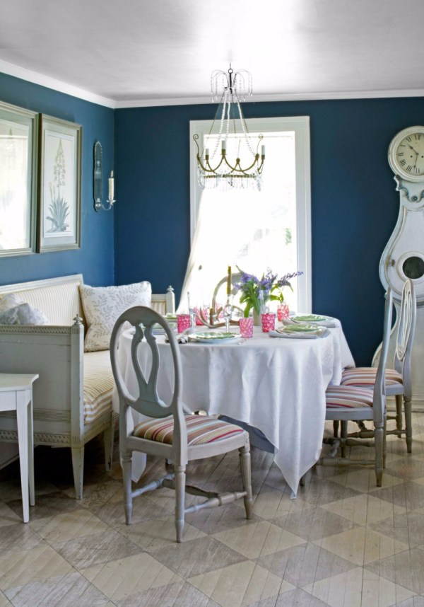 Colors Dining Rooms Modern Tabless