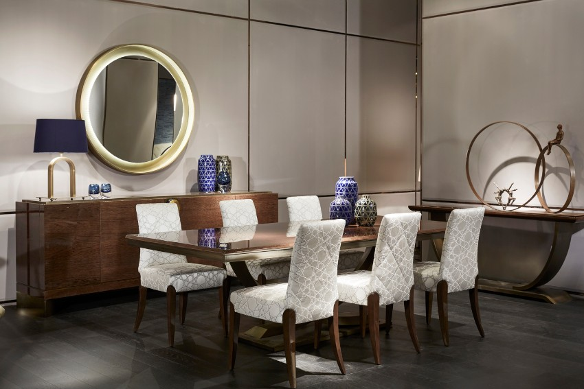 Top French Brands For Dining Room Furniture