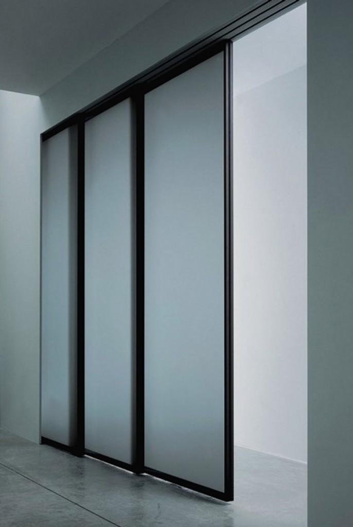 Modern Interior Wood Sliding Doors