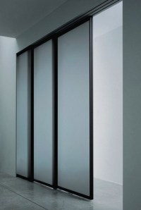 Modern Interior Wood Sliding Doors