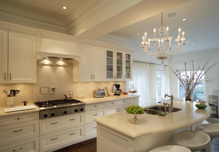 cuisine blanche de luxe 36 exemples et conseils pour l amenager
