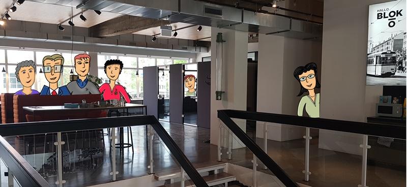 Digitalisierung im Verein - unsere Vereinsakteure im Coworking Space